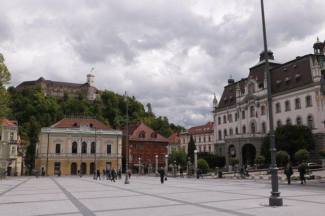 město lublaň