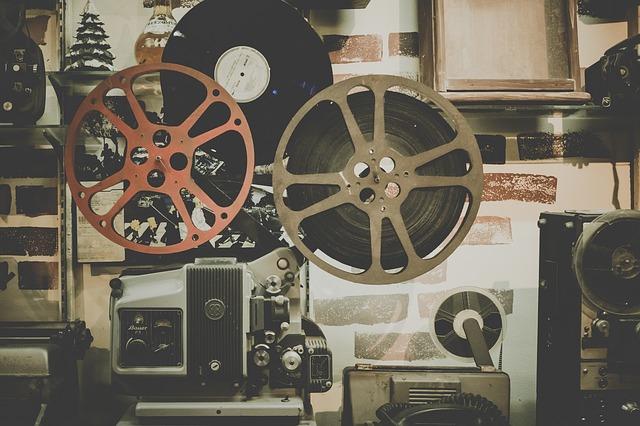 filmové promítání