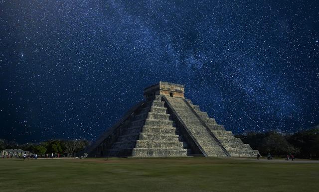 mexiko pyramida