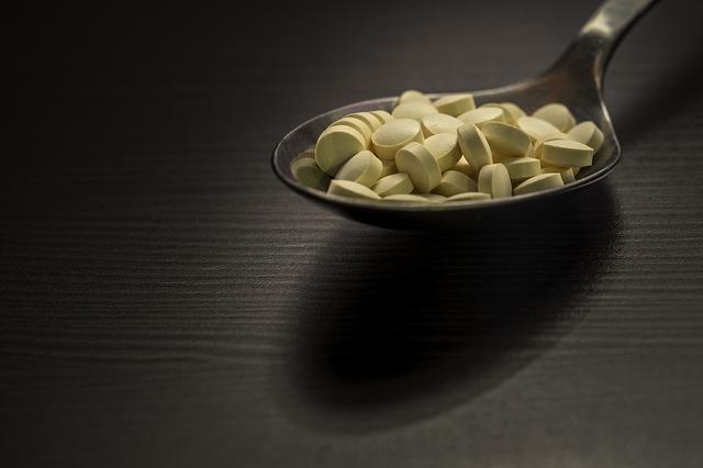 tablety na lžíci